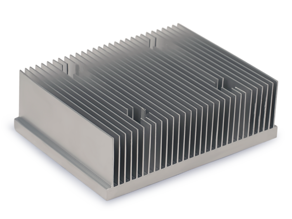 Thermo Cool Machined Extruded Heat Sink