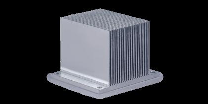 Skived Aluminum Heatsink