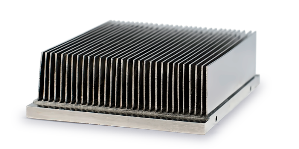 Thermo Cool Skived Fin Heat Sink