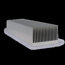 Flatback aluminum extrusion