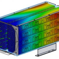 Airflow simulation