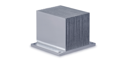 Skived Aluminum Heatsink