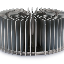 cold forged radial heat sink