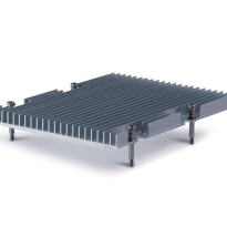 Aluminum Extrusion Heatsink