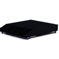 Black Anodized Heatsink