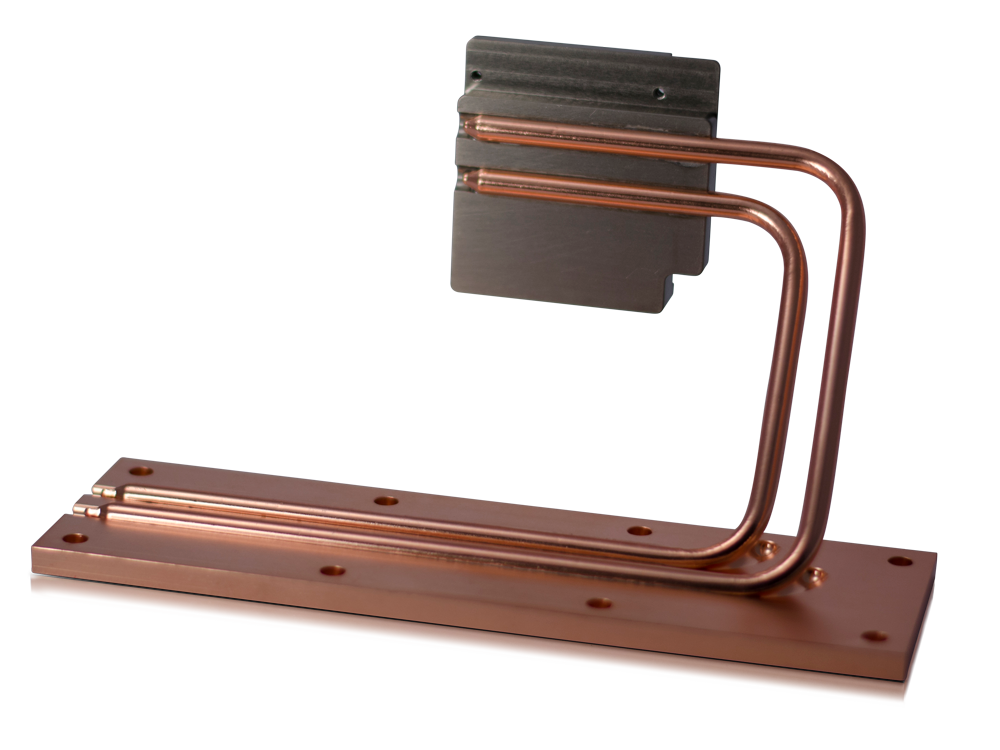 Thermo Cool Cold Plate Heat Pipe