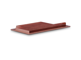 Skived Heatsink