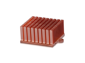 Crosscut Skived Heatsink
