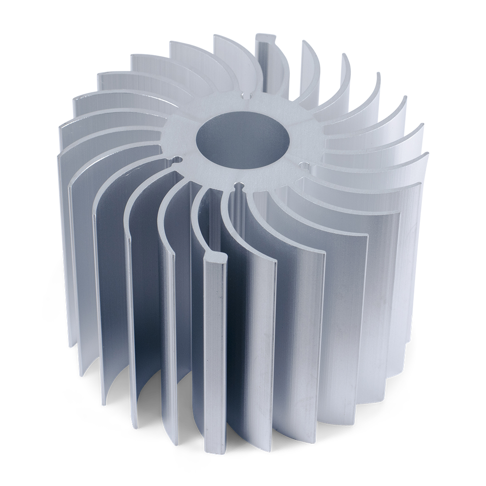 Thermo Cool Radial Extrusion